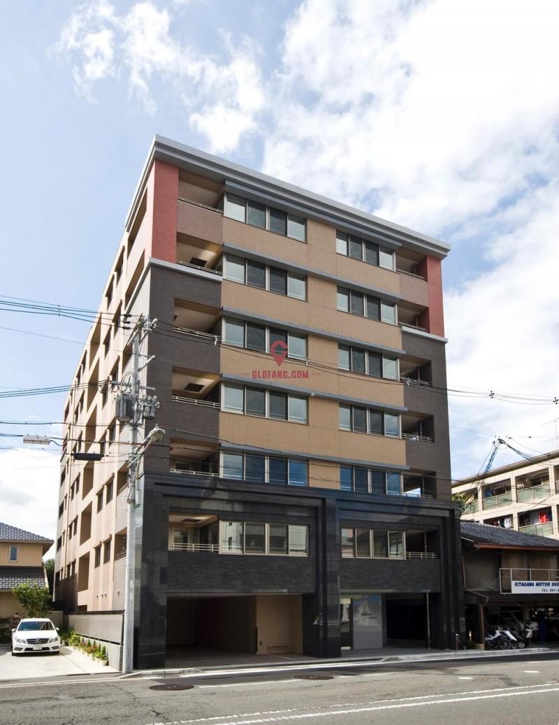 京都市上京区精品公寓  视野宽阔 生活便利