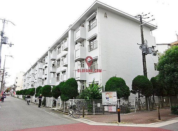 大阪城东区精品公寓 南向采光好 重新装修