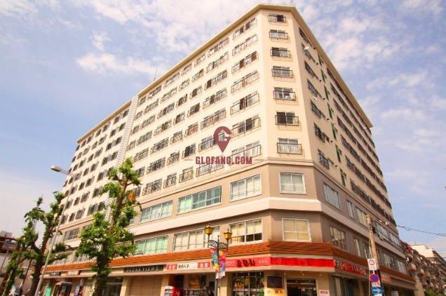 大阪港区精品公寓 海游馆天保山公园附近 安静住宅坏境好