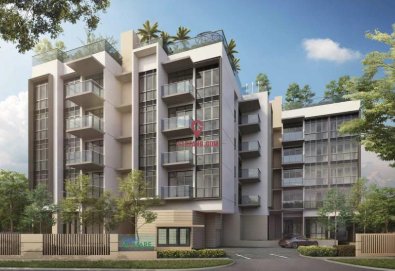 新加坡Casa Al Mare [巴西立] 永久产权公寓