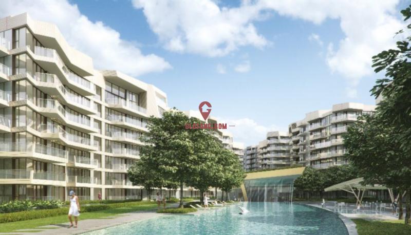 新加坡吉宝湾丽珊景 [港湾] 滨海楼盘公寓