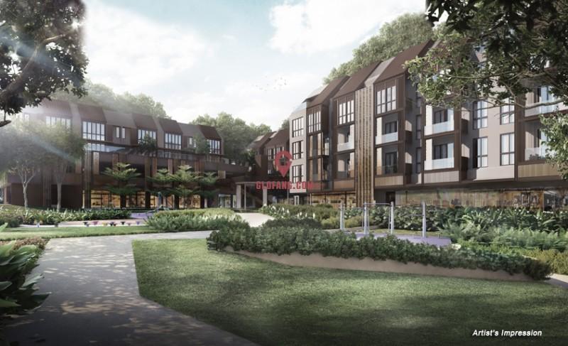 新加坡Parksuites [杜佛] 近市中心/多所名校 豪华公寓