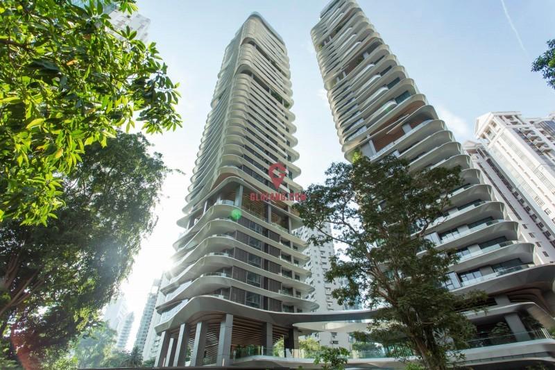 新加坡银峰 [乌节] 市中心永久产权公寓