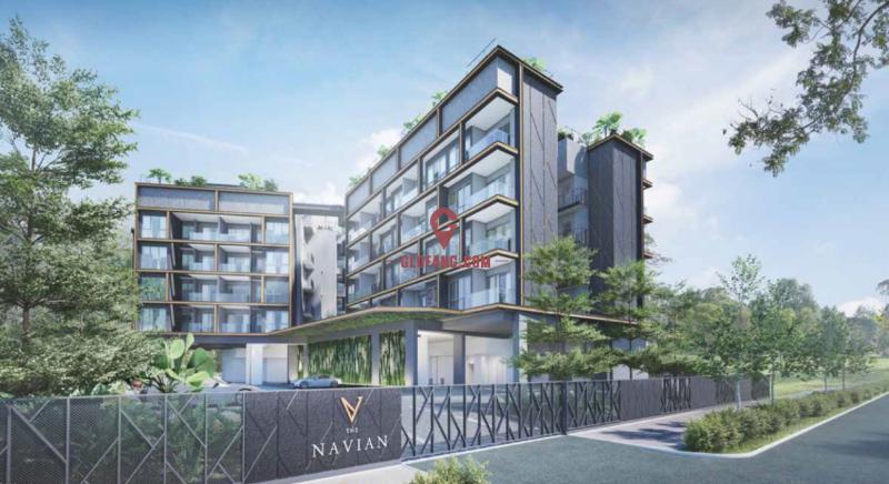 The Navian [东海岸] 永久地契公寓
