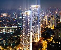 吉隆坡黄金三角新地标 雅居乐·天汇精装修 送车位