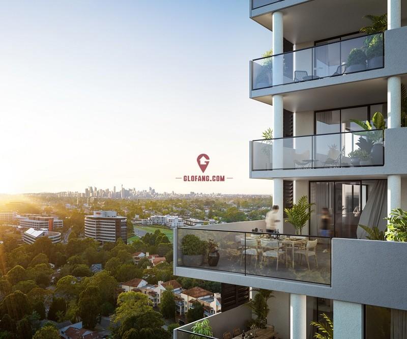 【澳洲金鼎】88 St Leonards  悉尼顶级公寓,编号18166