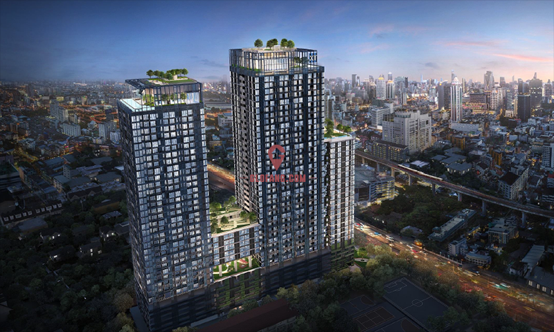XT Phayathai 智能美宅 未来品质生活代言