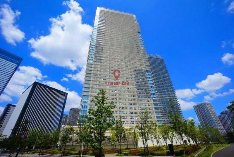 「东京都中央区晴海」高级塔楼