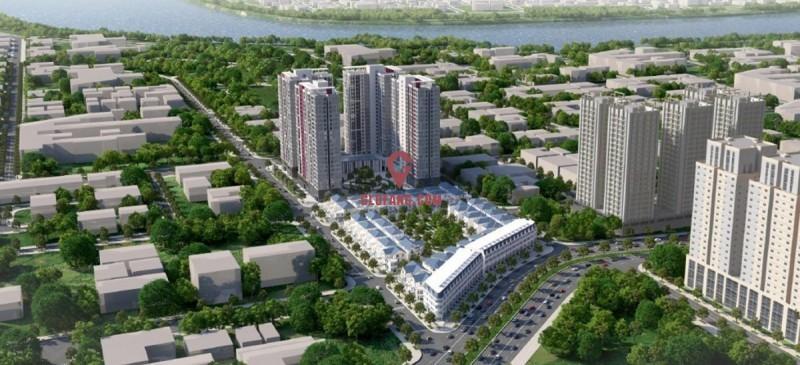 胡志明市维多利亚村项目