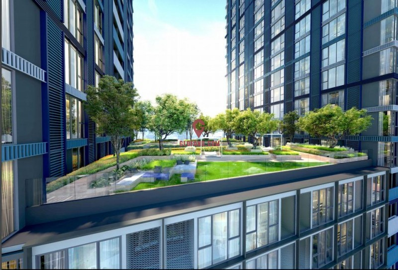 XT Phayathai 市中心的观景公寓