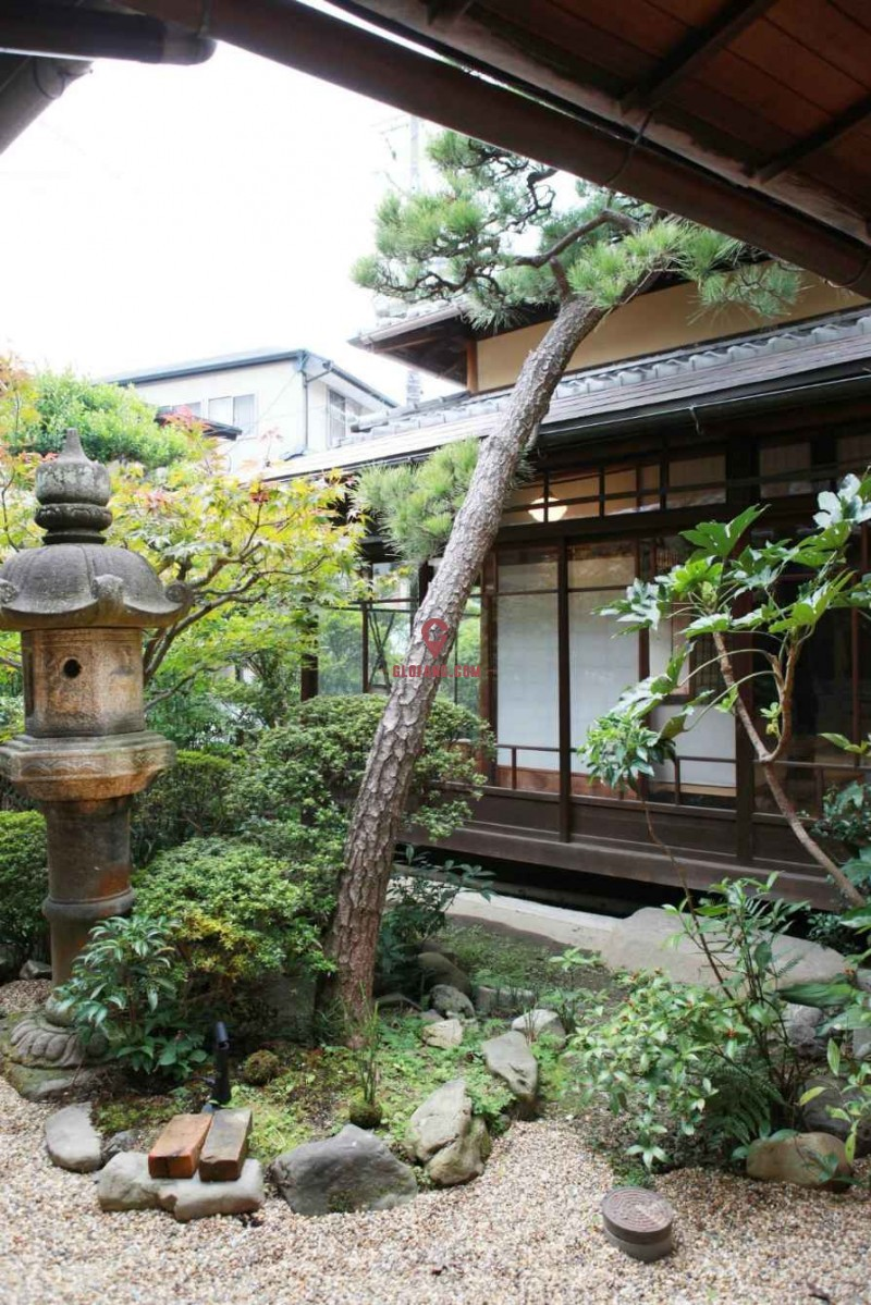 京都东山区极品一户建  日式园林 匠心建筑 手慢则无
