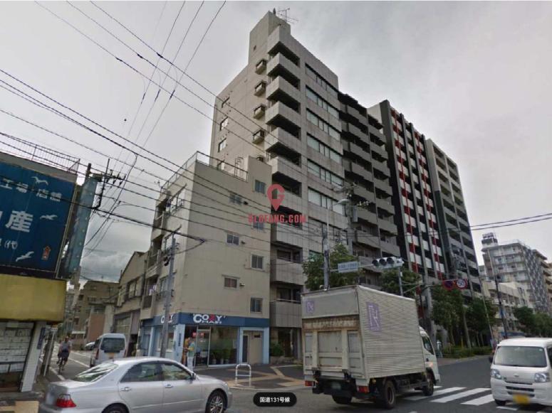 东京大田区办公楼   広芸インテックビル