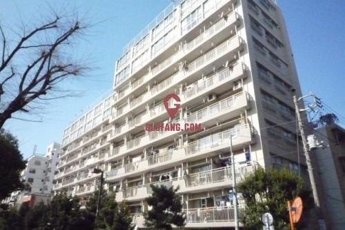 日本 东京都 中野区 公寓