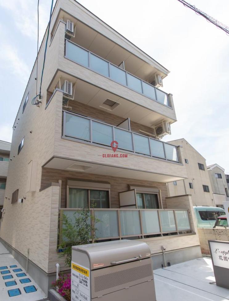 大阪民宿投资物件  L-STYLE 花園町