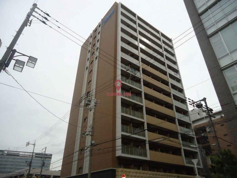 大阪市浪速区1DK精品公寓 地处繁华 手慢则无