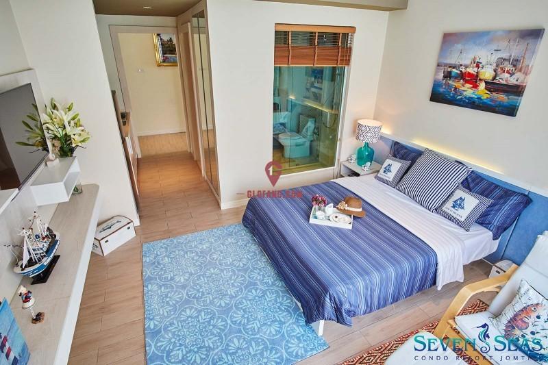 芭提雅海景公寓现房  Seven Seas七海度假公寓