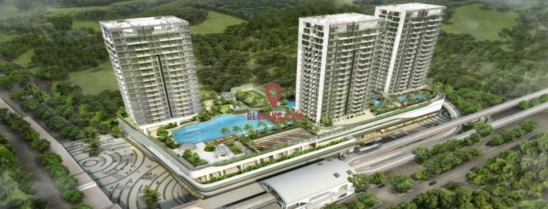 山乐园 [武吉班让] 大型综合住宅