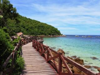 【泰国珊瑚岛深潜攻略简介】探索热带天堂之泰国珊瑚岛