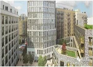 可远眺伦敦金融城 英国上市公司 品质一流 尽享高品位生活