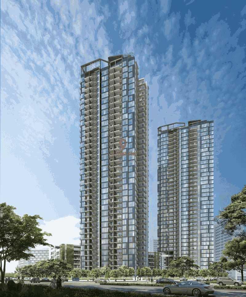 Gem Residences [大巴窑] 高层公寓住宅
