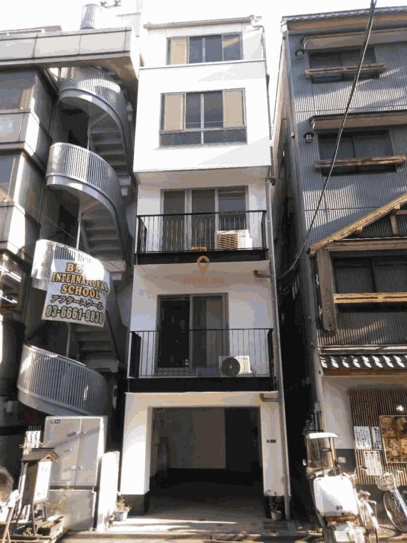 东京中央商业圈写字楼 可做酒店可做民宿  人形町ビル