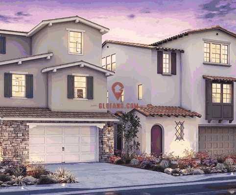 美国 钻石湾 洛杉矶富人区  高档生活配套齐全