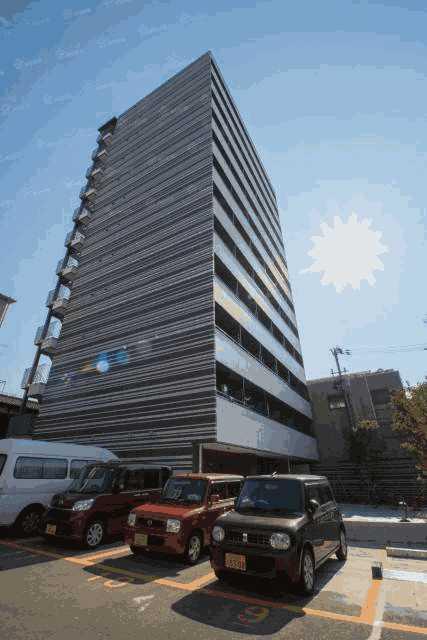 大阪市西成区旭新建公寓 1居室