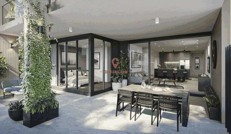 悉尼繁华之都 MASCOT 城区公寓项目