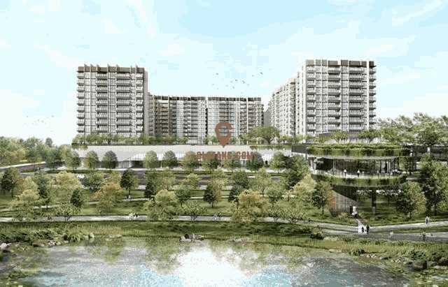 新加坡桦丽居 豪华两居室