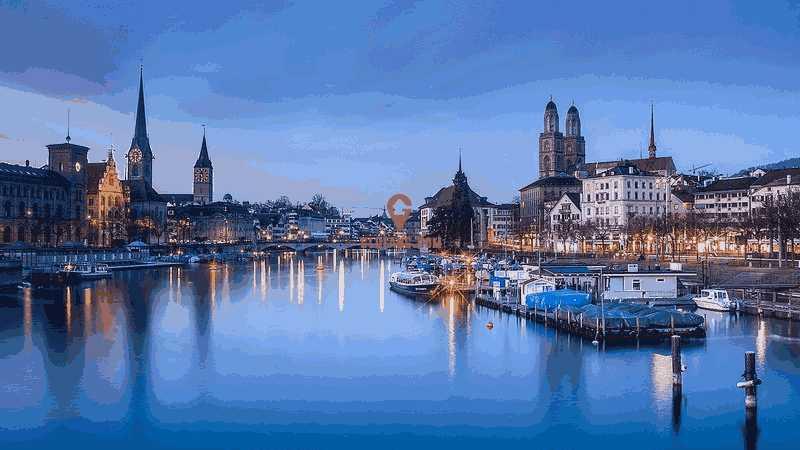 瑞士2卧1卫新房的房产