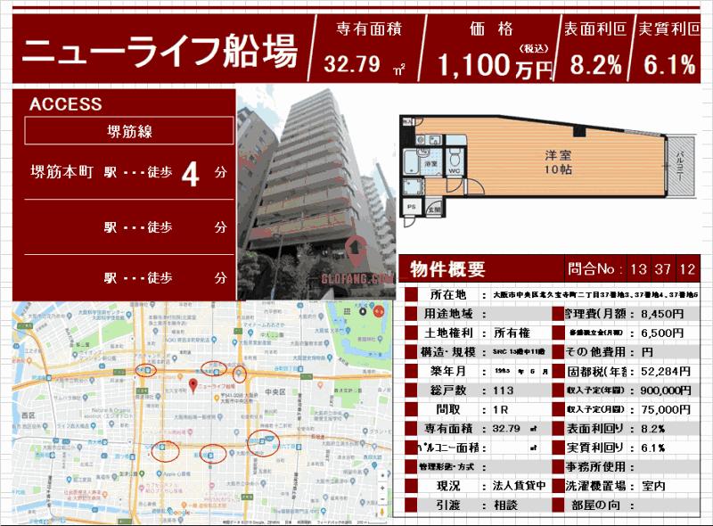 大阪市中央区办公室