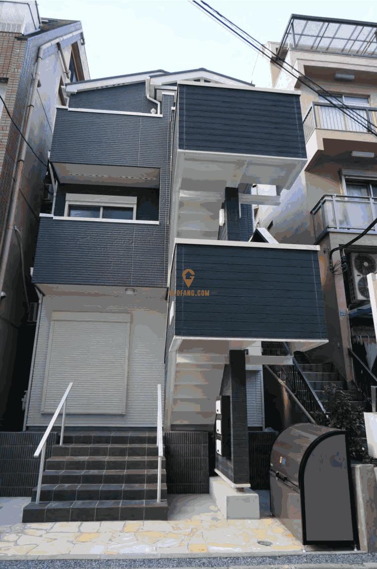 日本早稻田学区投资一栋  オールウェイズ西早稲田