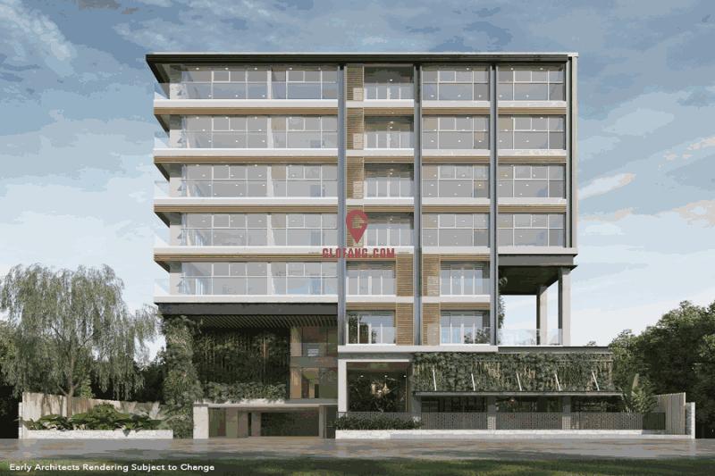 芭堤雅 Econdo海边包租公寓 距海滩400米
