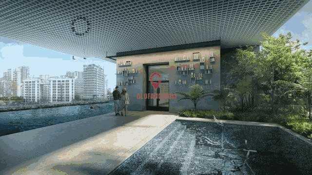 新加坡Jui Residences 三居室