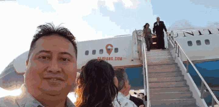 美国强台风后副总统亲临塞班,$10万美元房产塞班炒底去