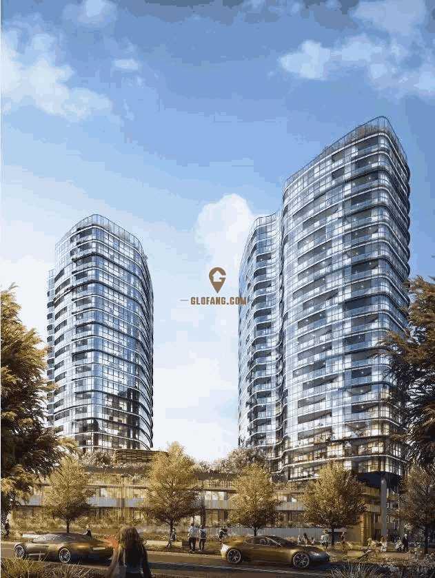 澳洲Olympic Park高品质奢华公寓