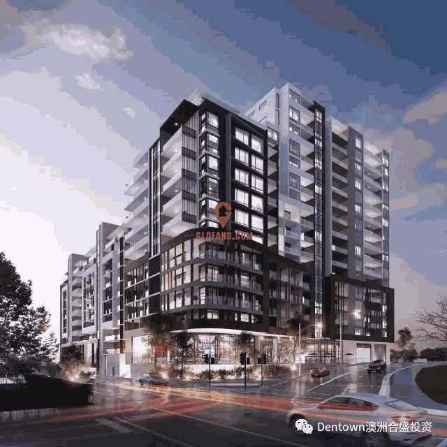 澳大利亚Hurstville超大热门华人区GrandH豪华地标公寓