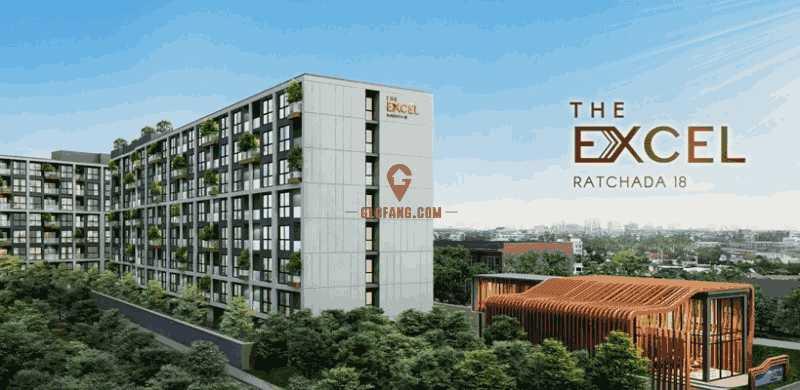 曼谷地铁旁低密度精品公寓 送家具家电 低密度-18号城中雅苑,编号20337