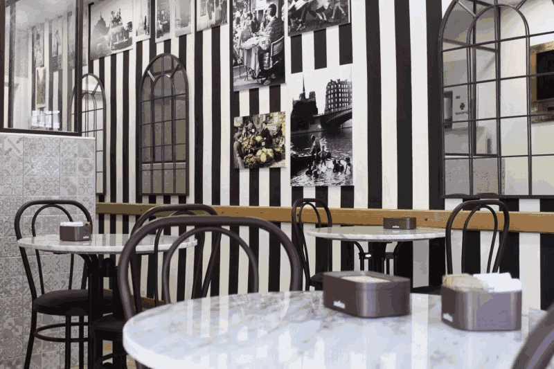 巴塞罗那连锁面包店