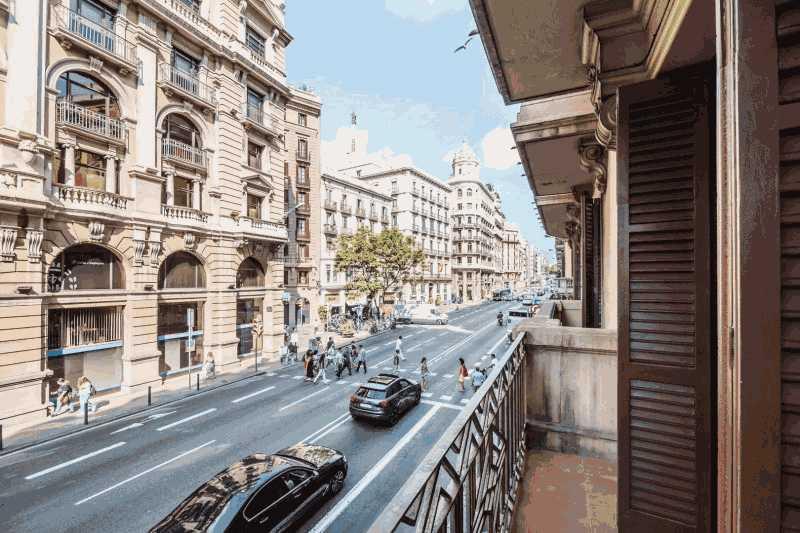 巴塞罗那海滨学区精品公寓