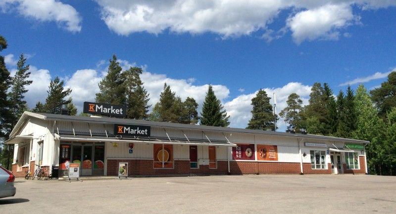 芬兰567平方米稳定租金商业地产