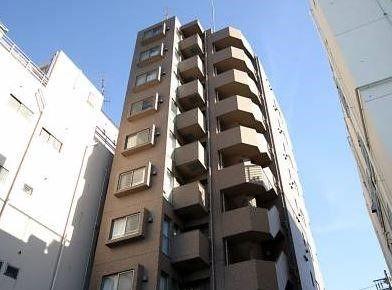 日本 东京 新宿区 公寓