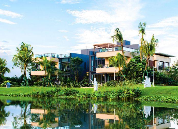 新加坡旁 碧桂园永久产权高尔夫别墅