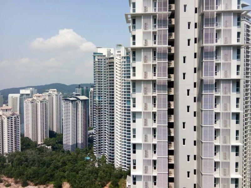 马来西亚吉隆坡满家乐山区豪华共管公寓出售,编号20662