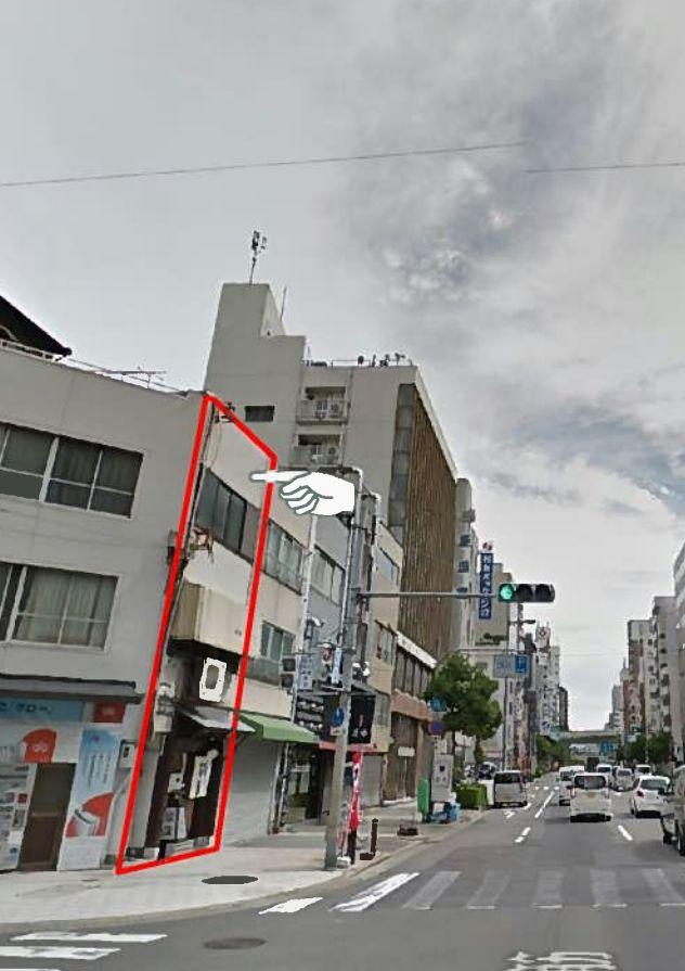 日本大阪中央区店铺+民宿或自住投资一栋