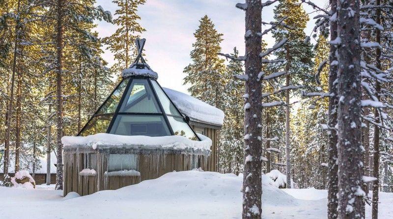芬兰拉普兰伊纳里伊瓦洛渡假酒店