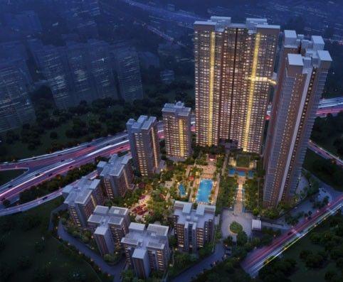马来西亚吉隆坡满家乐富人区 雅居乐-绿世之城 高级公寓