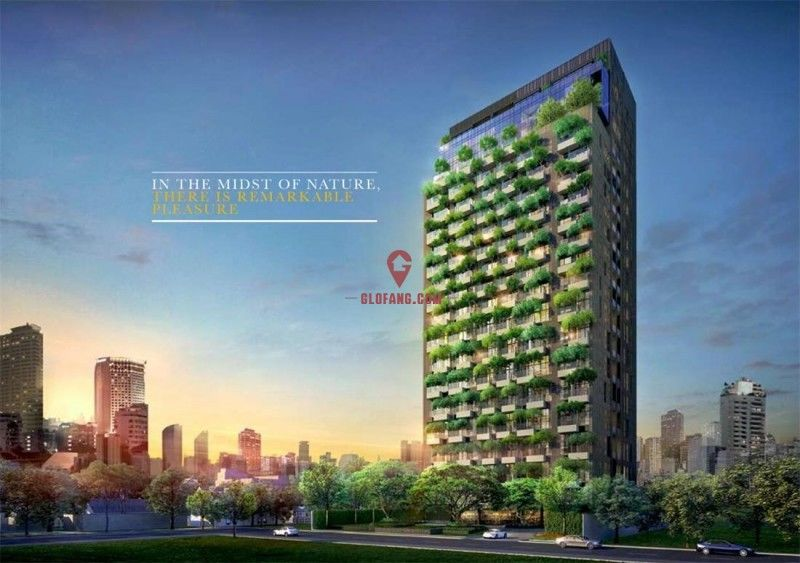 曼谷市中心高级富人区 坐落于Asok黄金十字路口 暹罗豪庭