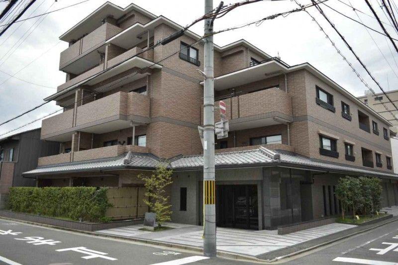 京都市上京区精品公寓 周边生活设施齐全 可饲养宠物