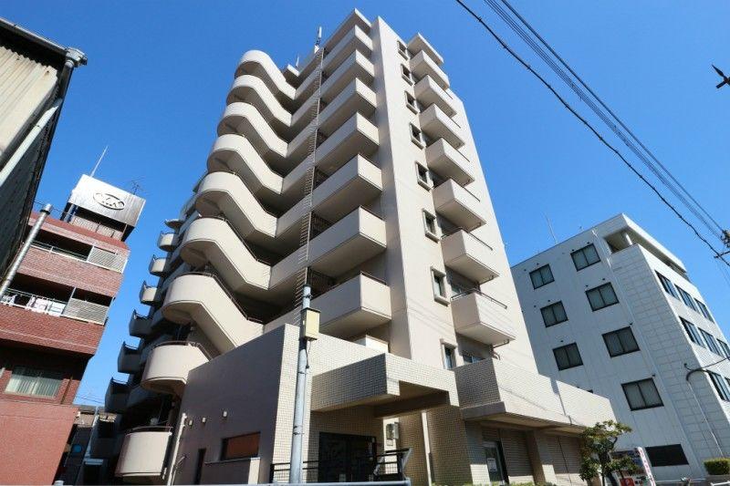 大阪市福岛区新装修公寓 双阳台 多条交通线
